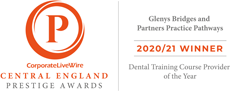 Dental Training Course Provider of the Year 2020/21 Winner
